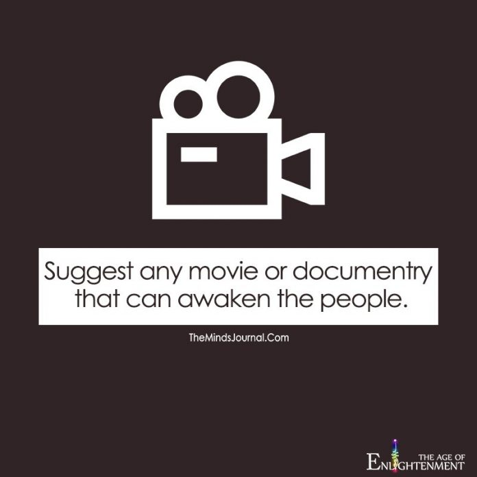 Suggest Any Movie Or Documentary