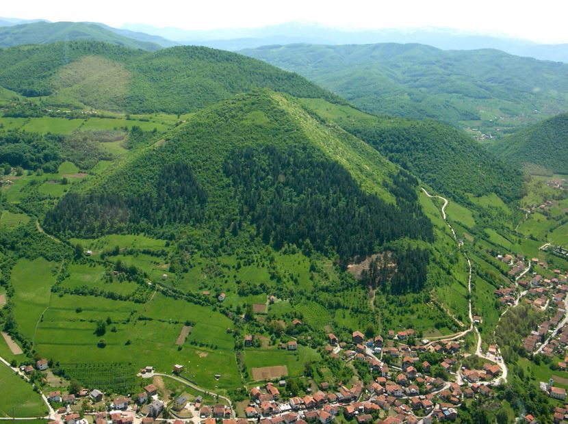 Pyramids of Bosnia