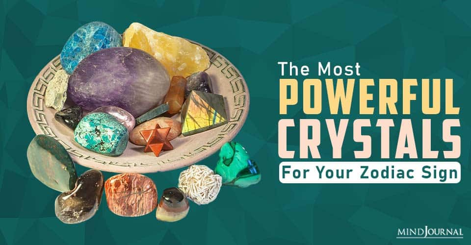 The Most Powerful Crystals For Your Zodiac Sign