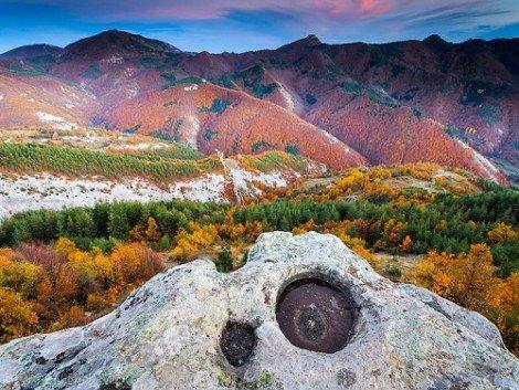Sanctuary of Belintash Bulgaria