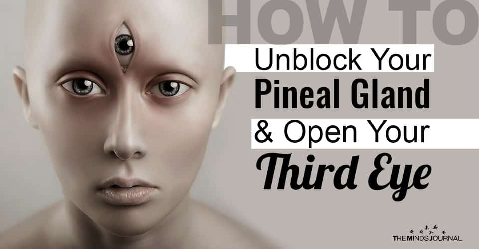 Unblock Your Pineal Gland Open Your Third Eye
