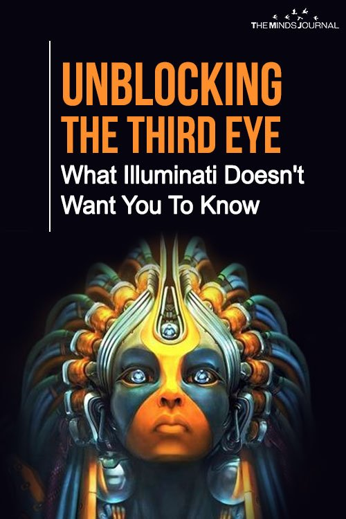 Unblocking the Third Eye What Illuminati Doesn't Want You To Know