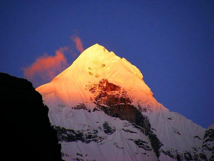 Peak Kailash