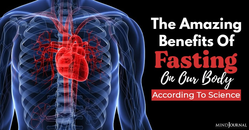 the amazing benefits of fasting on our body according to science