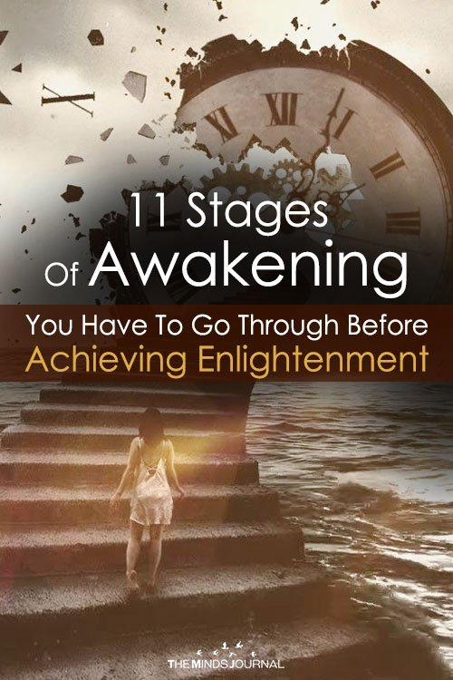 11 Stages Of Awakening You Have To Go Through Before Achieving Enlightenment pin