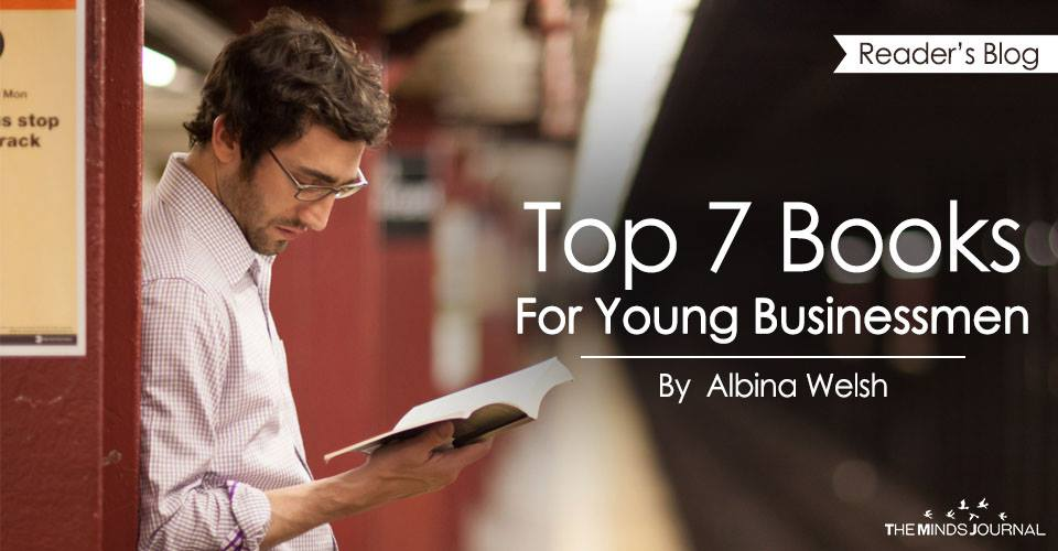 Top 7 Books For Young Businessman