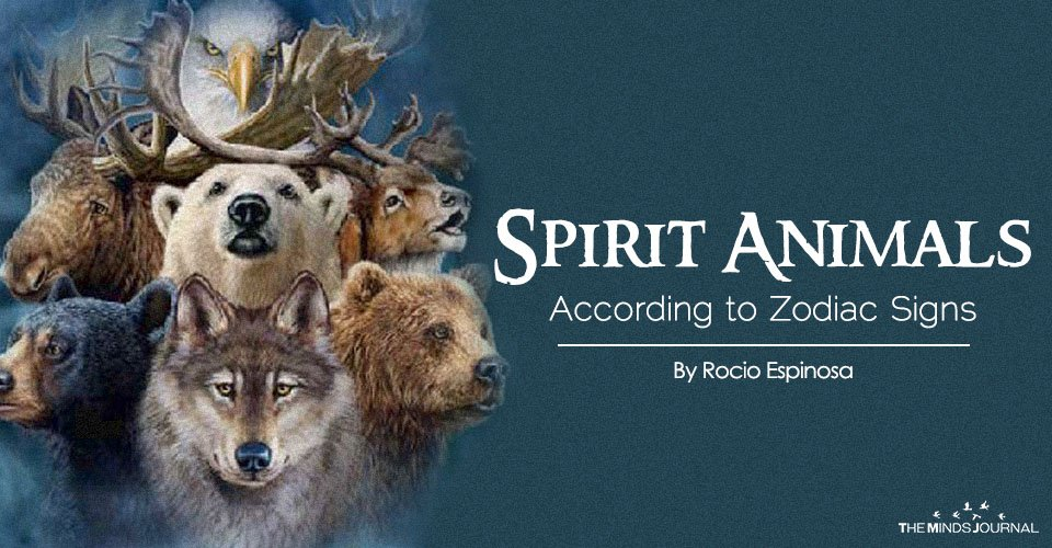 Infographic: What is Your Spirit Animal? (According to Your Horoscope)
