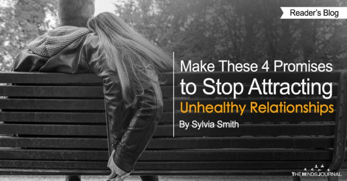 Make These 4 Promises to Stop Attracting Unhealthy Relationships