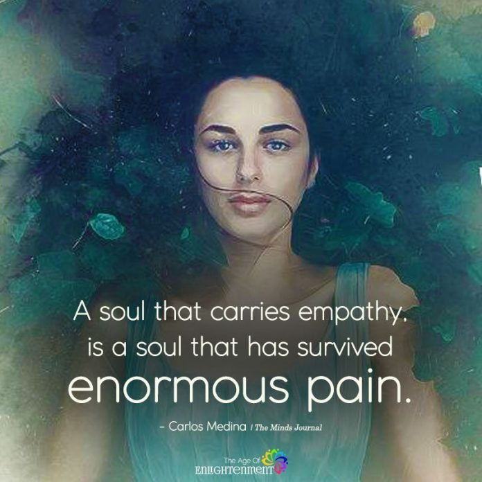 A Soul That Carries Empathy