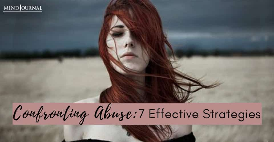 Confronting Abuse Effective Strategies For Dealing With It