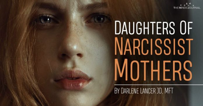 Daughters Of Narcissist Mothers