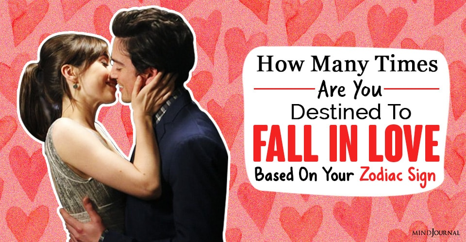 How Many Times Are You Destined To Fall In Love