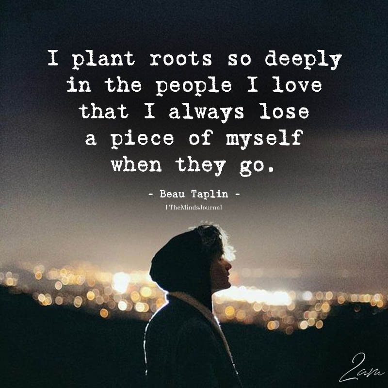 I Plant Roots So Deeply In The People