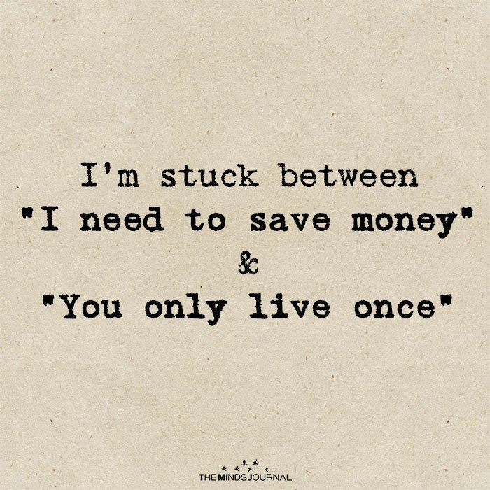 I'm Stuck Between