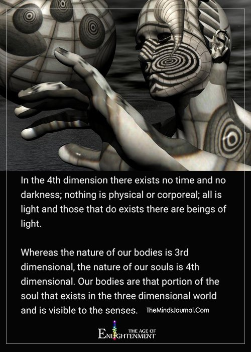 In The 4th Dimension There Exists No Time