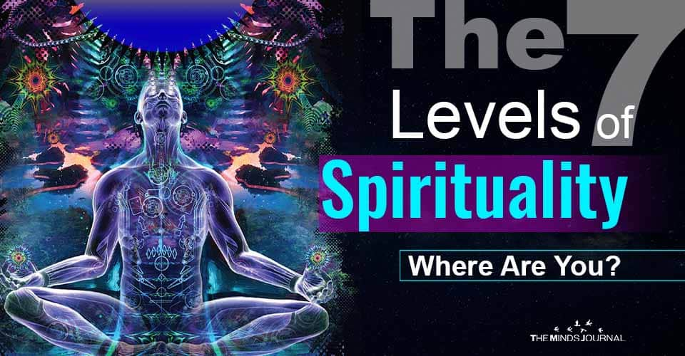 Levels of Spirituality Where Are You