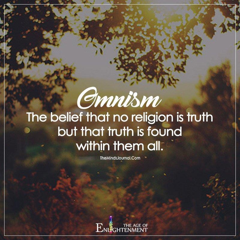 Omnism