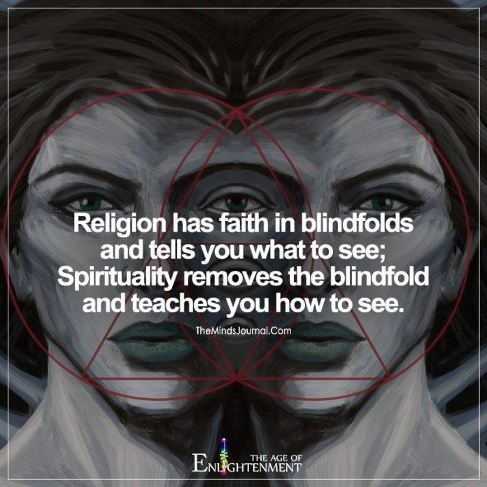 Leaving Organized Religion