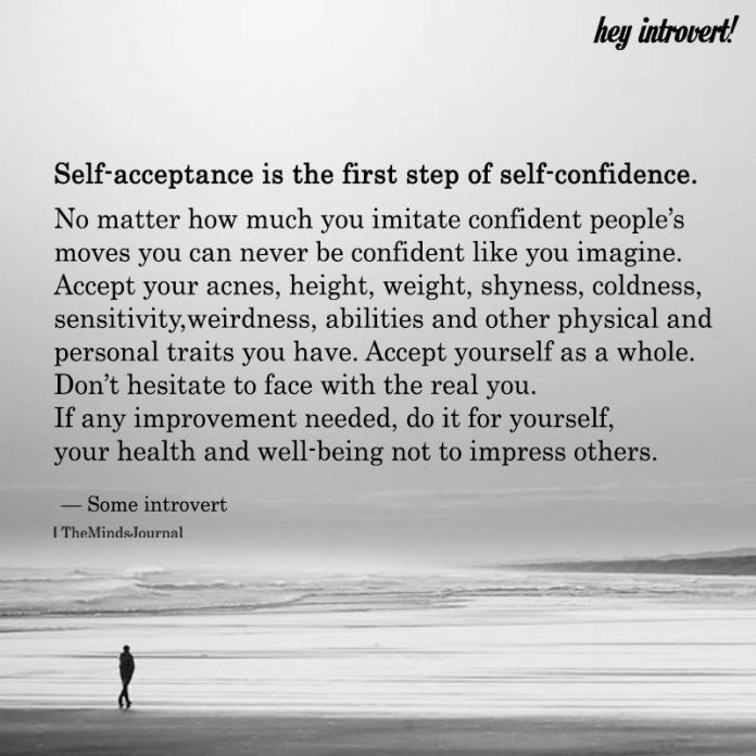 Steps To Build Self-Confidence