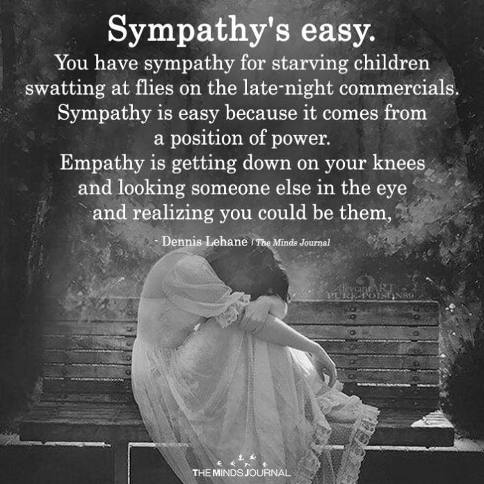 Sympathy's Easy