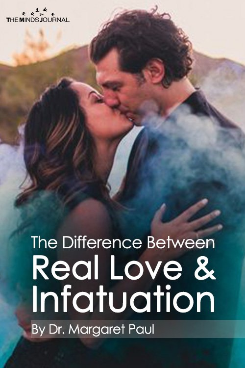 The Difference Between Real Love and Infatuation
