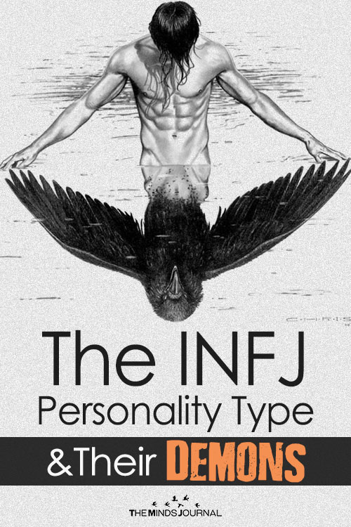 The INFJ Personality Types and Their Demons