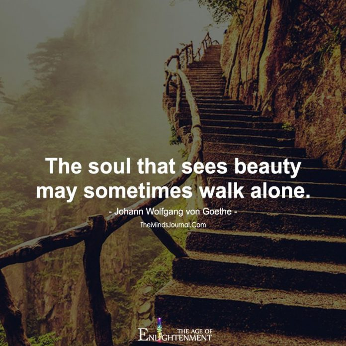The Souls That Sees Beauty