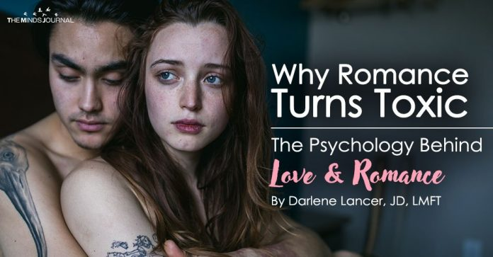 Why Romance Turns Toxic The Psychology Behind Love & Relationships