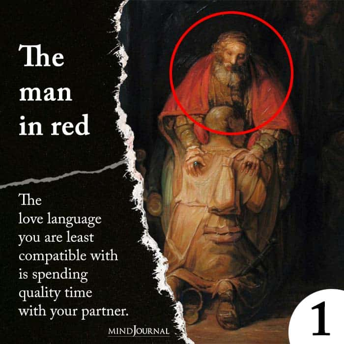 man in red love language you