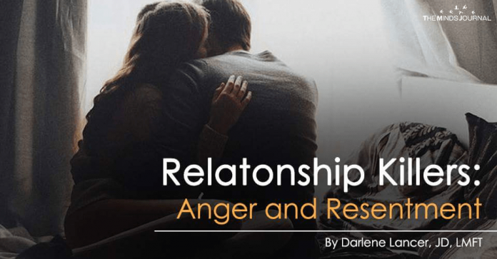 Relationship Killers: Anger and Resentment