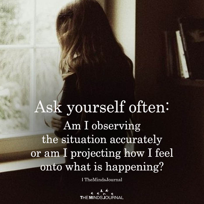 Ask Yourself Often