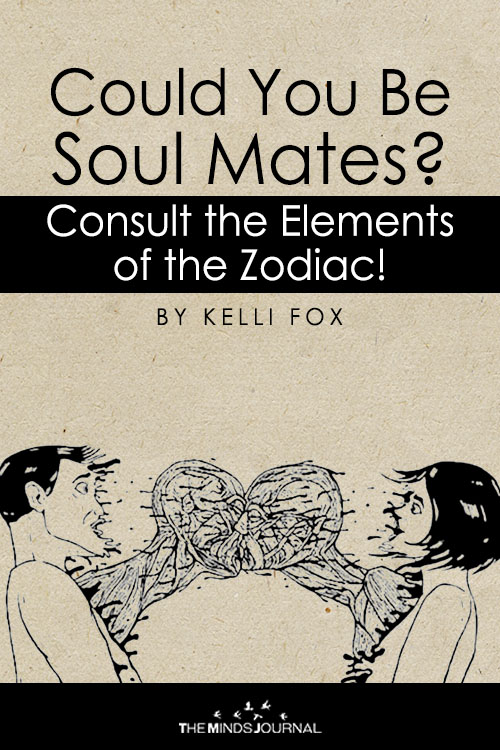 Could You Be Soul Mates Consult the Elements of the Zodiac