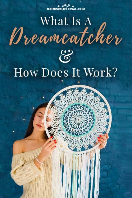 Dreamcatcher How It Work pin