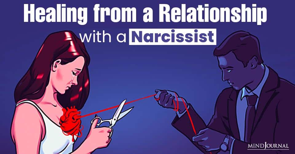 Healing From Relationship With Narcissist