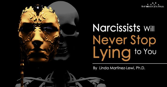 Narcissists Will Never Stop Lying to You