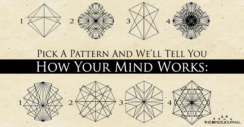 Pick A Pattern And We'll Tell You How Your Mind Works