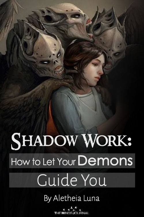 Shadow Work How to Let Your Demons Guide You (Without Going Crazy)