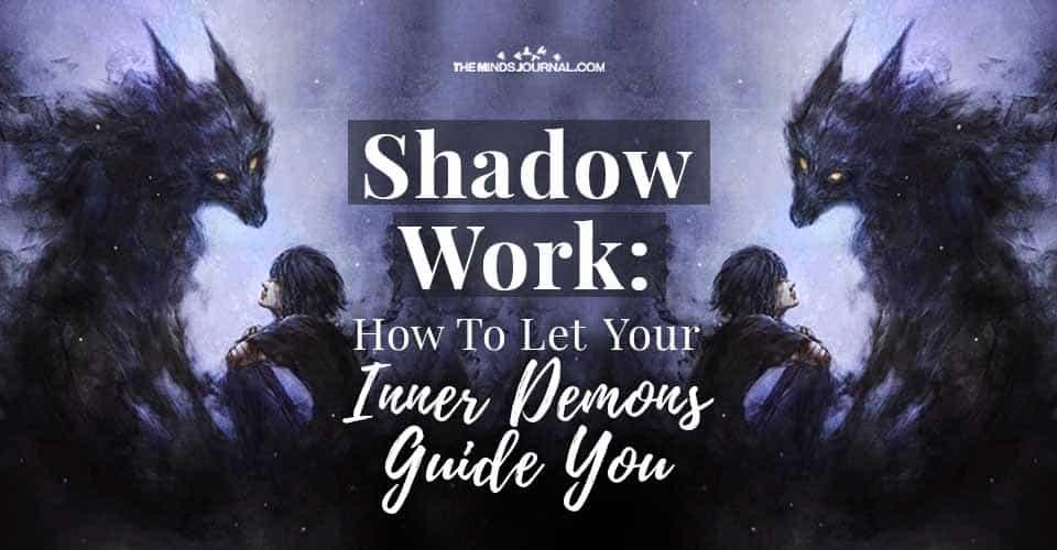 Shadow Work Inner Demons Guide You