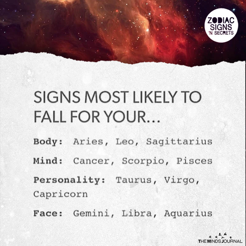 zodiac signs most likely to
