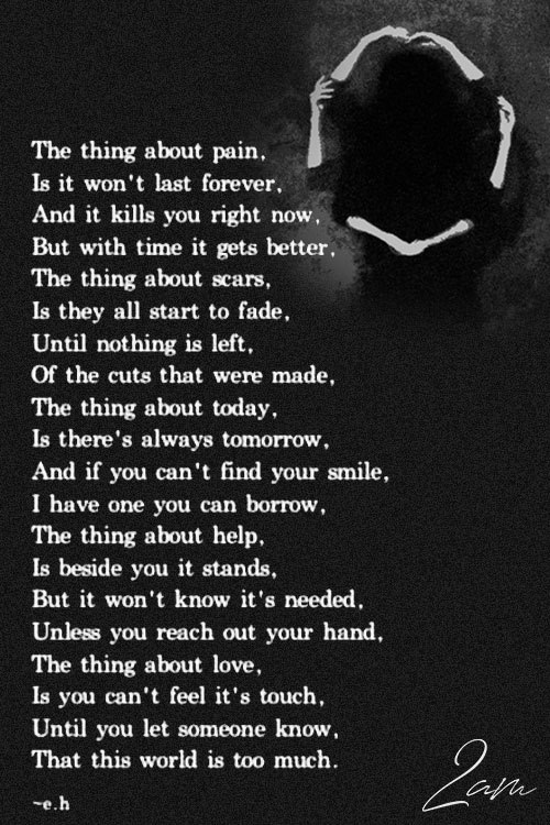 The Thing About Pain