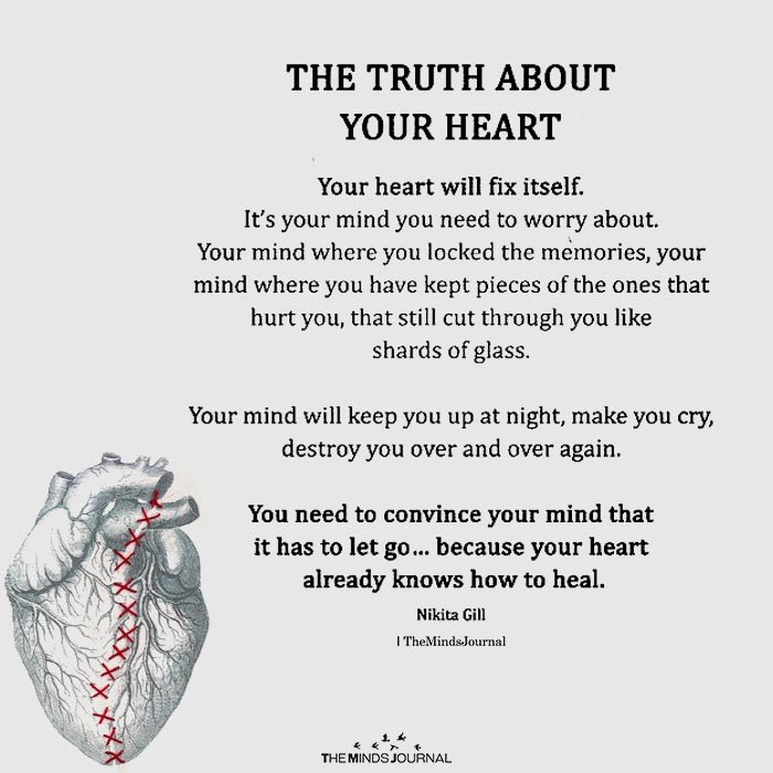 The Truth About Heart