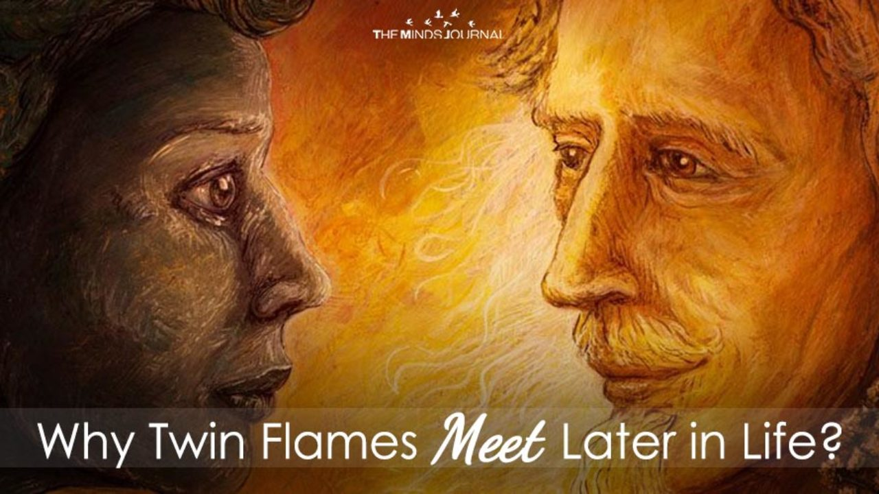 Why Twin Flames Meet Later in Life?