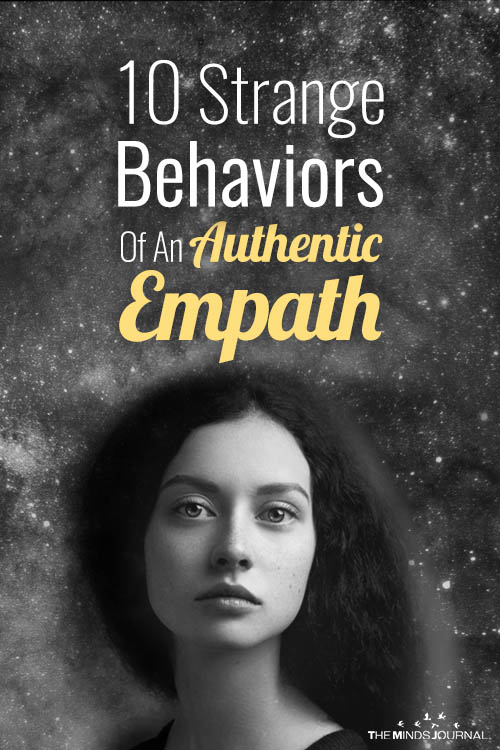 behaviours of an authentic empath