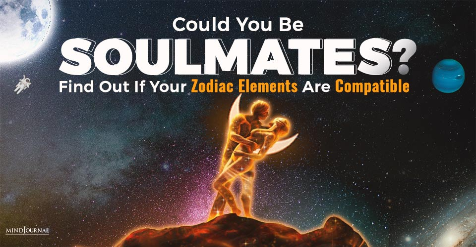 could you be soulmates