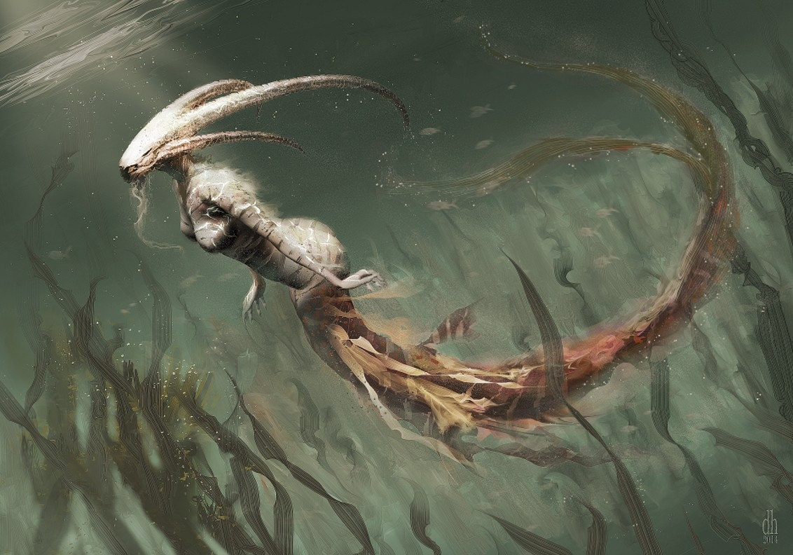 Black Zodiac The Leviathan (Dec 22- Jan 19)
