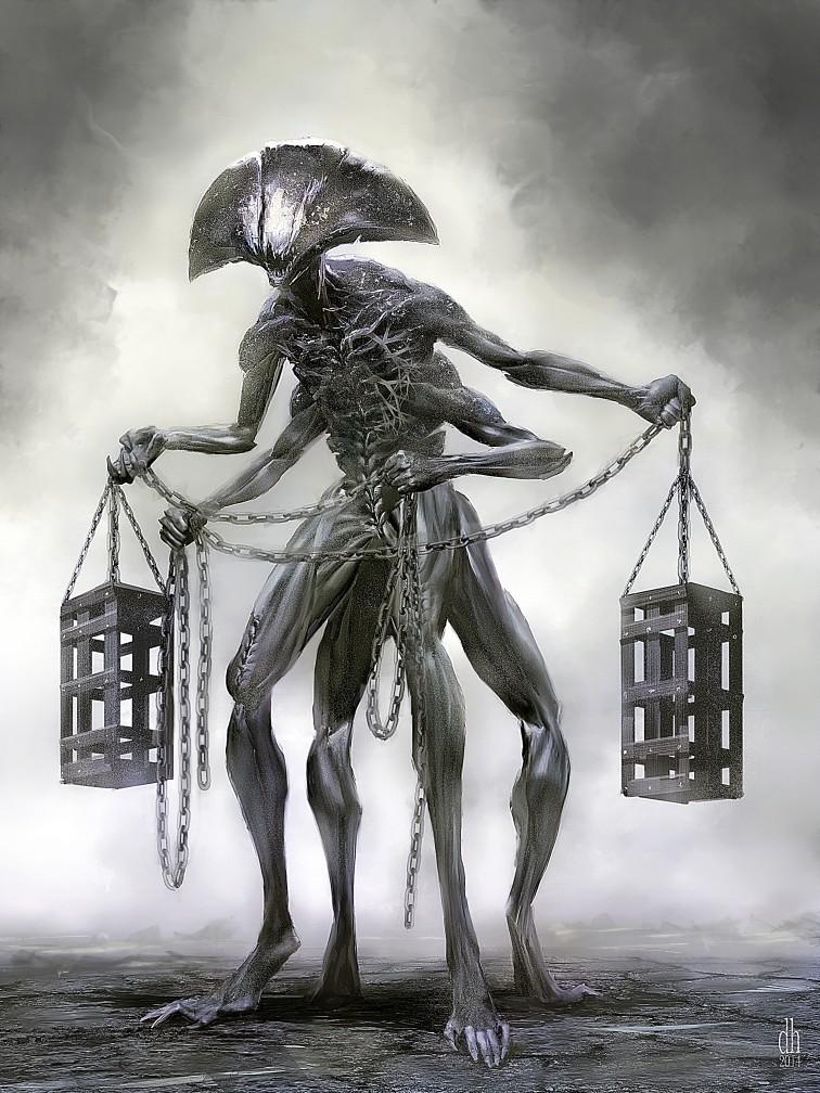 Black Zodiac The Ravenous (Sep 23- Oct 22)