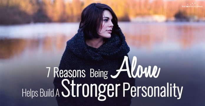 reasons why being alone helps