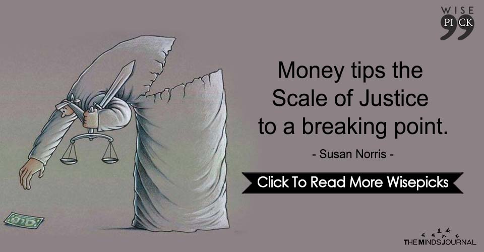 Money Tips The Scale Of Justice