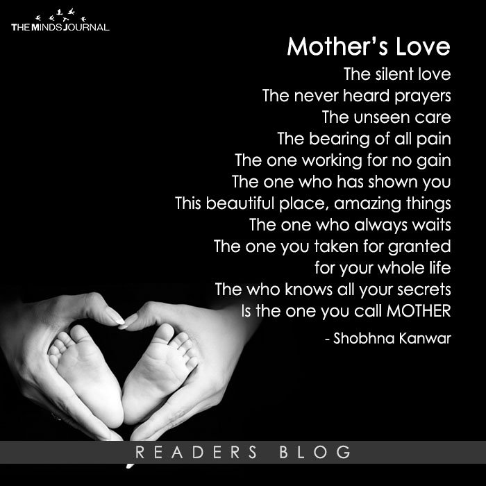 Mother's Love..