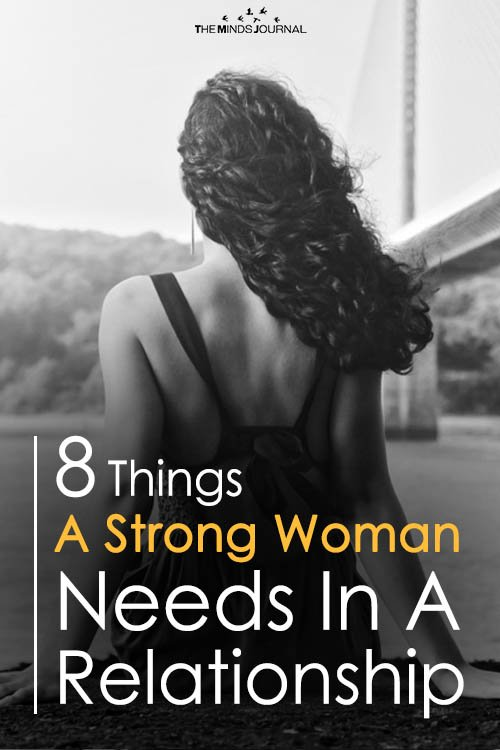Things a woman needs in a relationship
